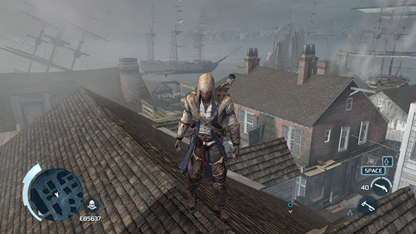Assassin's Creed III - Battle of Bunker Hill