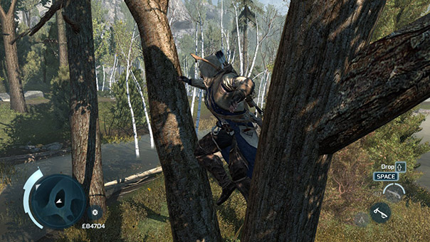Assassin's Creed III - Chasing Lee