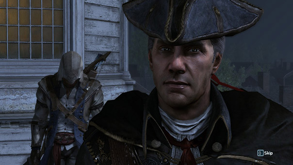 Assassin's Creed III - Father and Son