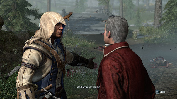 Assassin's Creed III - Lexington and Concord