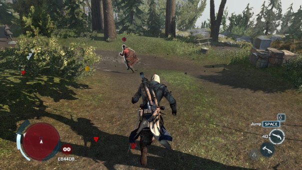 Assassin's Creed III - Hostile Negotiations