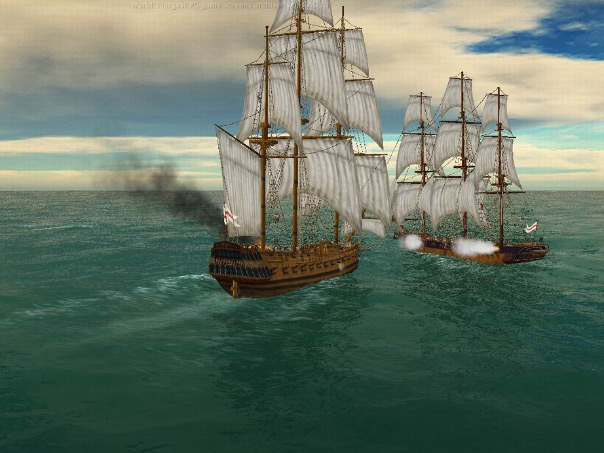 Age of Pirates: Captain Blood (2004)