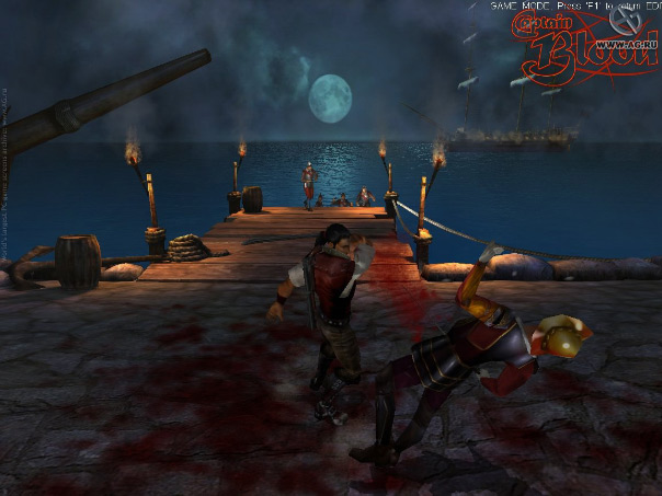 Age of Pirates: Captain Blood (2005)