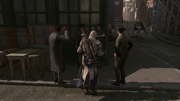 Why Assassin's Creed series isn't social stealth, and what to do about that?