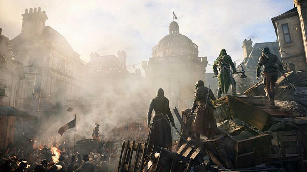 The Disunity of Assassin's Creed: Unity