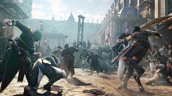The Disunity of Assassin's Creed: Unity