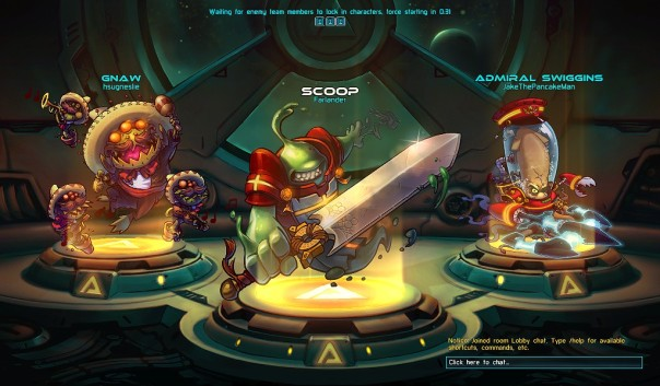 The MOBA Experiment, Part I: Awesomenauts