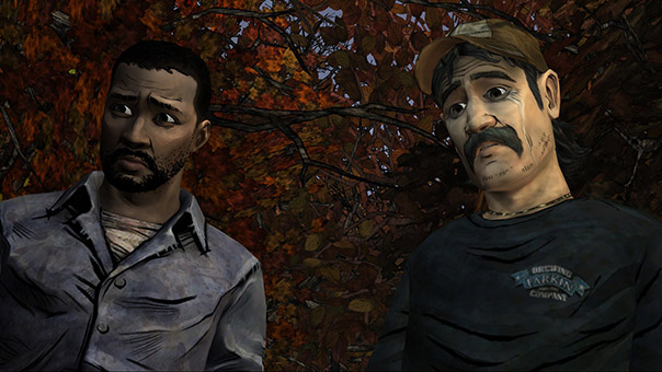 The Walking Dead, Choices, and Kenny