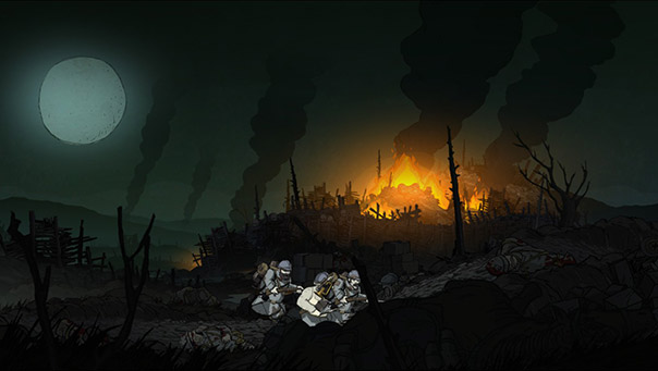 How Valiant Hearts drives you to the breaking point