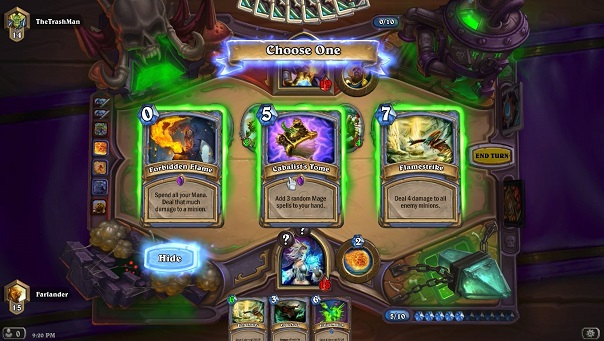 The 4 Types of Randomness in Hearthstone